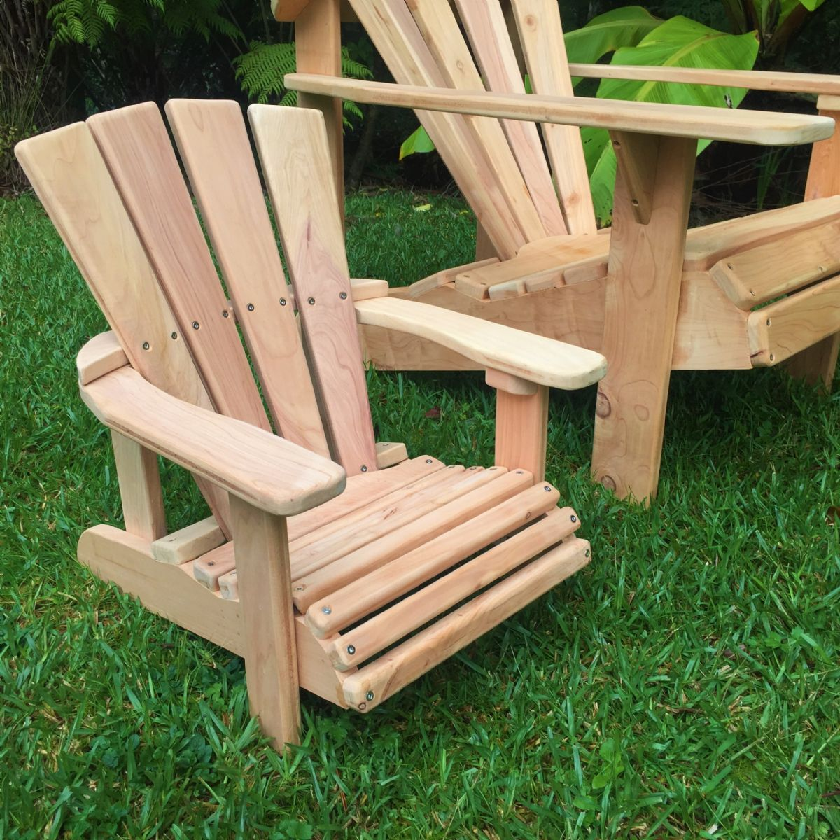 MACROCARPA CAPE COD / ADIRONDACK CHAIR: Child's