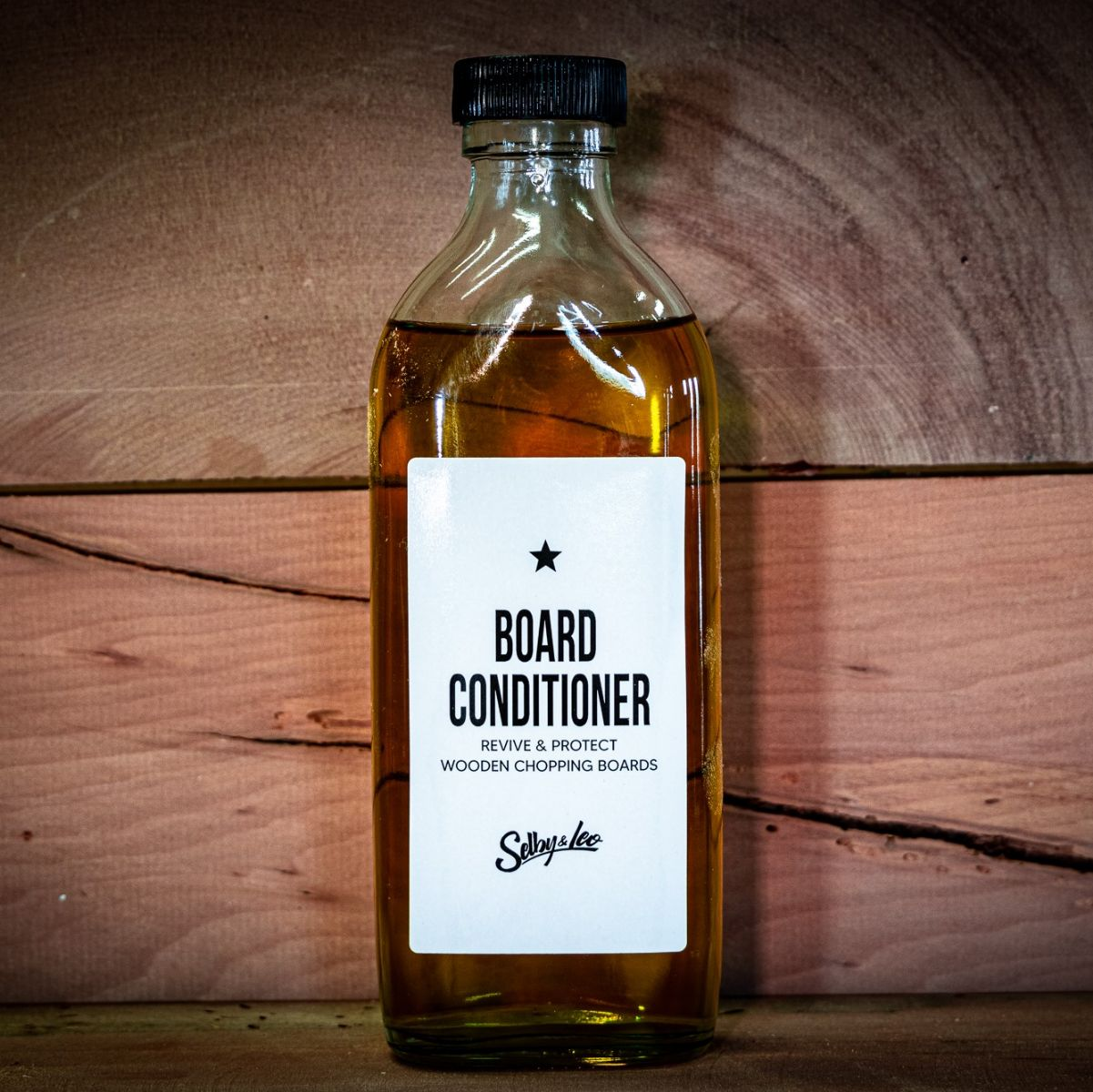 WOODEN CHOPPING BOARD CONDITIONER: 200ml